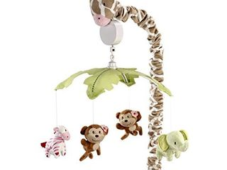 Carter s Jungle Collection Musical Mobile