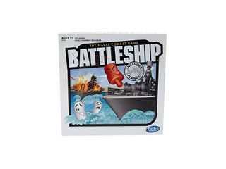 Battleship With Planes Strategy Board Game For Ages 7 And Over Family