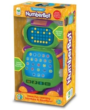 The learning Journey Touch   learn  Mathematics Bot