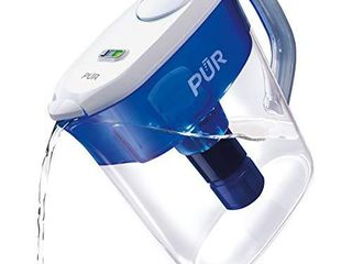 PUR PPT111W Ultimate Filtration Water Filter Pitcher  11 Cup