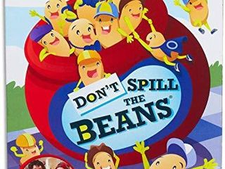 Hasbro Gaming Don t Spill The Beans Game Brown a