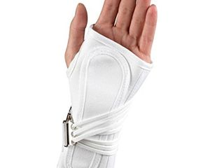 OTC Wrist Splint  Cock Up lacing  Canvas  ProChoice  Grey  Medium  left Hand