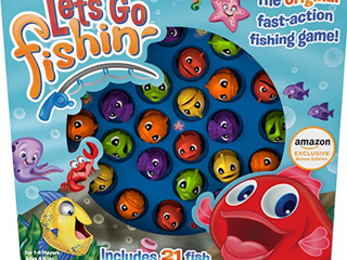 let s Go Fishin  Bonus Includes lucky Ducks Make a match Game
