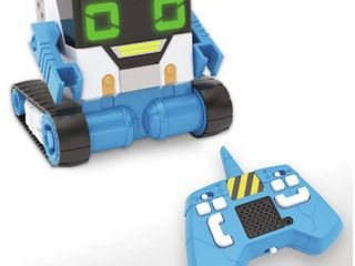 Really Rad Robots R C  Mibro  with Remote Control and Accessories