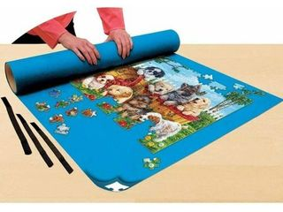 Jigsaw Puzzle Roll   Stow Box  Standard 30  x 36  Fits 1000 Pieces