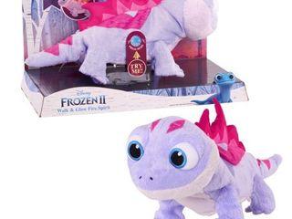 Disney Frozen 2 light Up Walk   Glow Fire Spirit Salamander Interactive Pet