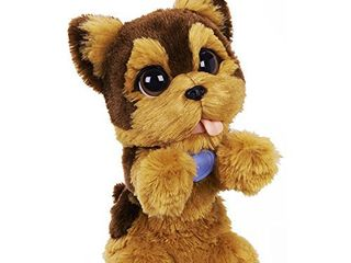 FurReal Friends Jake My Jumping Yorkie Toy   Interactive Plush  Ages 4 and up  Amazon Exclusive
