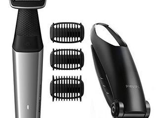 Philips Norelco Bodygroom Series 3500  BG5025 49  Showerproof lithium Ion Body Hair Trimmer for Men with Back Shaver