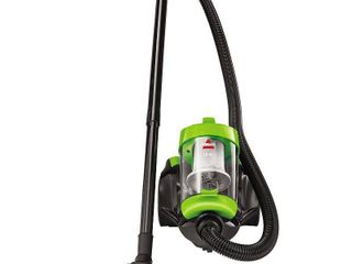 BISSEll Zing Bagless Canister Vacuum   2156A