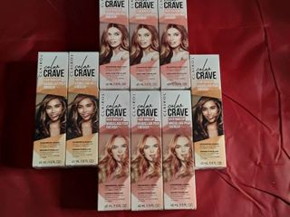 Clairol Color Crave Hair Makeup  lot of 9