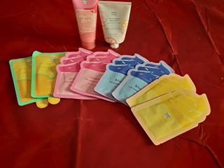 Peach Slices Face Products   lot of 10 items