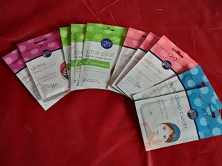 lot of 10 Miss Spa Face Masks