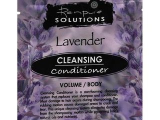 lot of 10   lavender Cleansing Conditioner Pk 1 75oz