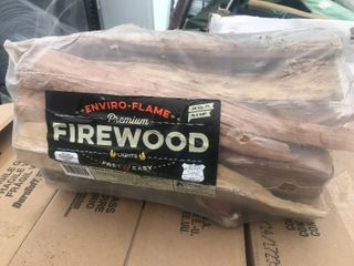 4  bundles of firewood as pictured