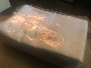 lot of 12 new white pillowcases