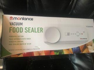 New inbox food sealer unit high dollar items
