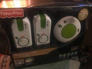 New inbox wireless Baby monitor
