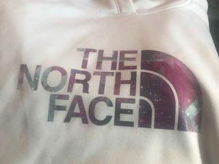 Nice ladies extra large north face hoodie
