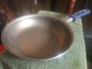 New 8 inch Commercial saute skillet