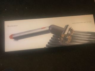 New inbox powered grill brush cleaner