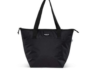 Igloo REPREVE Recycled Performance Fiber Avery Soft Side Cooler Tote Bag  Black  Retail  29 99