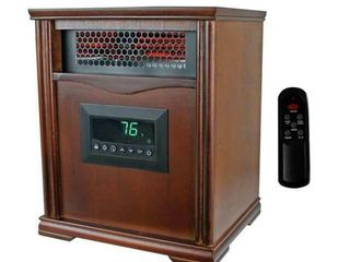 lifeSmart lifePro lS 1001HH 1 500 Watts Infrared Quartz Electric Portable Heater  Retail  149 99