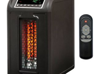 lifesmart 3 Element 1500W Quartz Infrared Electric Portable Room Space Heater  Retail  139 99