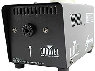 Chauvet DJ Hurricane Pro Fog Smoke Machine with Fog Fluid and Remote   H700  Retail  59 99