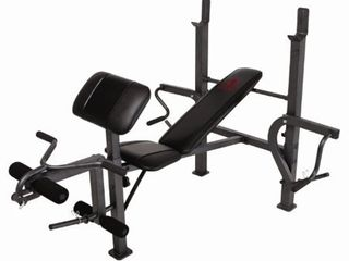 Marcy Diamond MD 389 Standard Bench with Butterfly