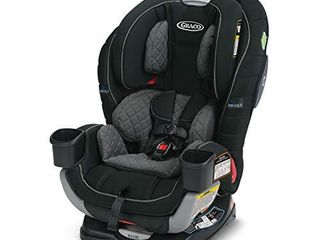 Graco Extend2Fit 3 in 1 Car Seat   Ride Rear Facing longer with Extend2Fit  featuring TrueShield Side Impact Technology  Ion