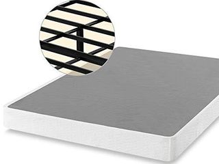 ZINUS Smart Metal Box Spring   Mattress Foundation   Strong Metal Frame   Easy Assembly  King