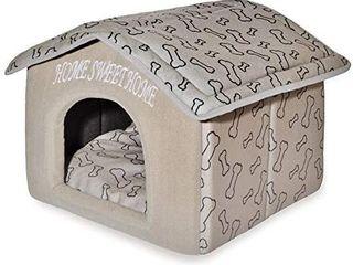 Best Pet Supplies  Inc  Indoor Portable Pet House