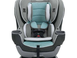 Graco Baby Extend2Fit Convertible Car Seat  Spire