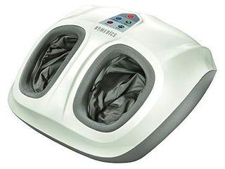 HoMedics Shiatsu Air 2 0 Foot Massager  3 Customized Controls   Intensities