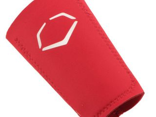 EvoShield Protective Baseball Wrist Guard Red Medium