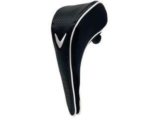 Callaway Golf Dual Mag Driver Headcover   Black White
