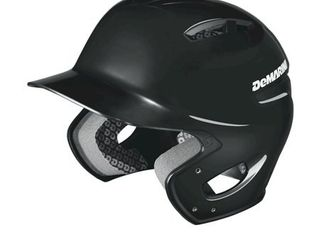 DeMarini Paradox Protege Youth Batting Helmet  Black Small Medium  Jr