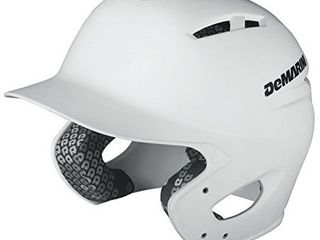 demarini paradox youth batting helmet  white  youth