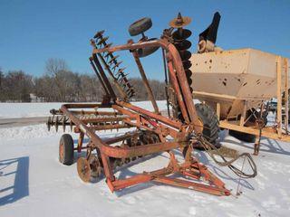 Winter Farm Equipment Auction