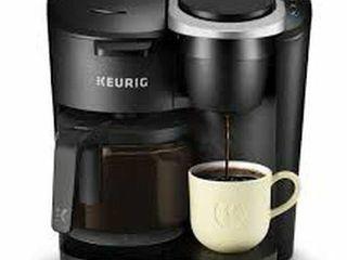 KEURIG K DUO COFFEE MAKER NOT ORIGINAl BOX