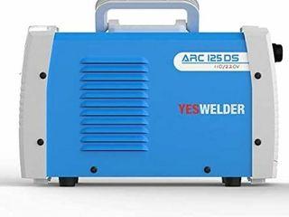 YESWElDER ARC WElDER 125 AMP DIGITAl INVERTER