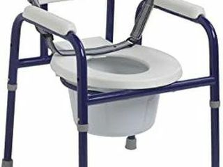 DRIVE WENZElITE PINNIPED PEDIATRIC COMMODE