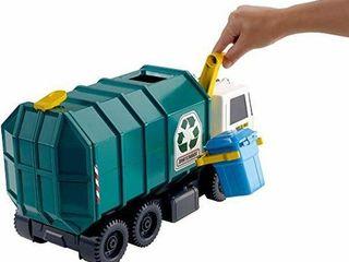 MATCHBOX GARBAGE TRUCK lRG