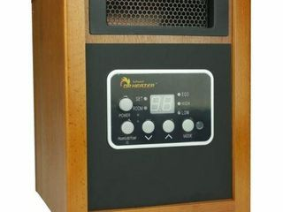 DR HEATER  INFRARED HEATER PlUS HUMIDIFIER