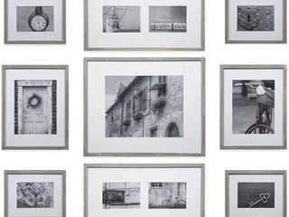 GAllERY PERFECT PHOTO KIT WAll FRAME SET