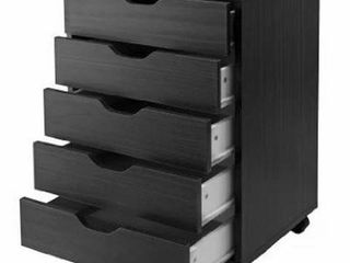 WINSOME HAlIFAX 20519  5 DRAWER CABINET
