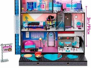 lOl SURPRISE OMG DOll HOUSE