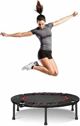 JUMPING PROFESSIONAl TRAMPOlINE 40  APPROXIMATE