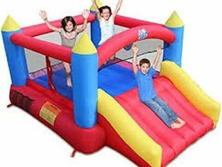 ACTION AIR INFlATABlE BOUNCE HOUSE