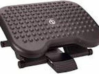 HUANUO ADJUSTABlE HEIGHT FOOTREST